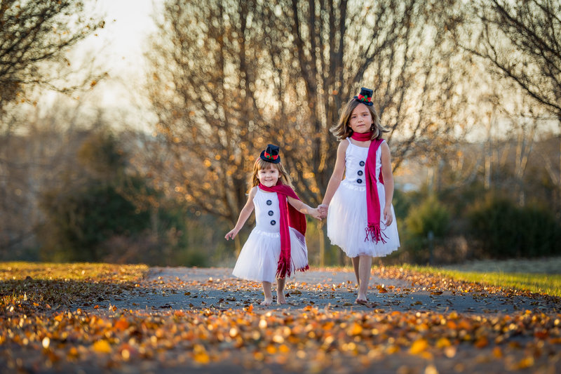 Waynesboro-Family-Girls-Christmas-Creative-Cute