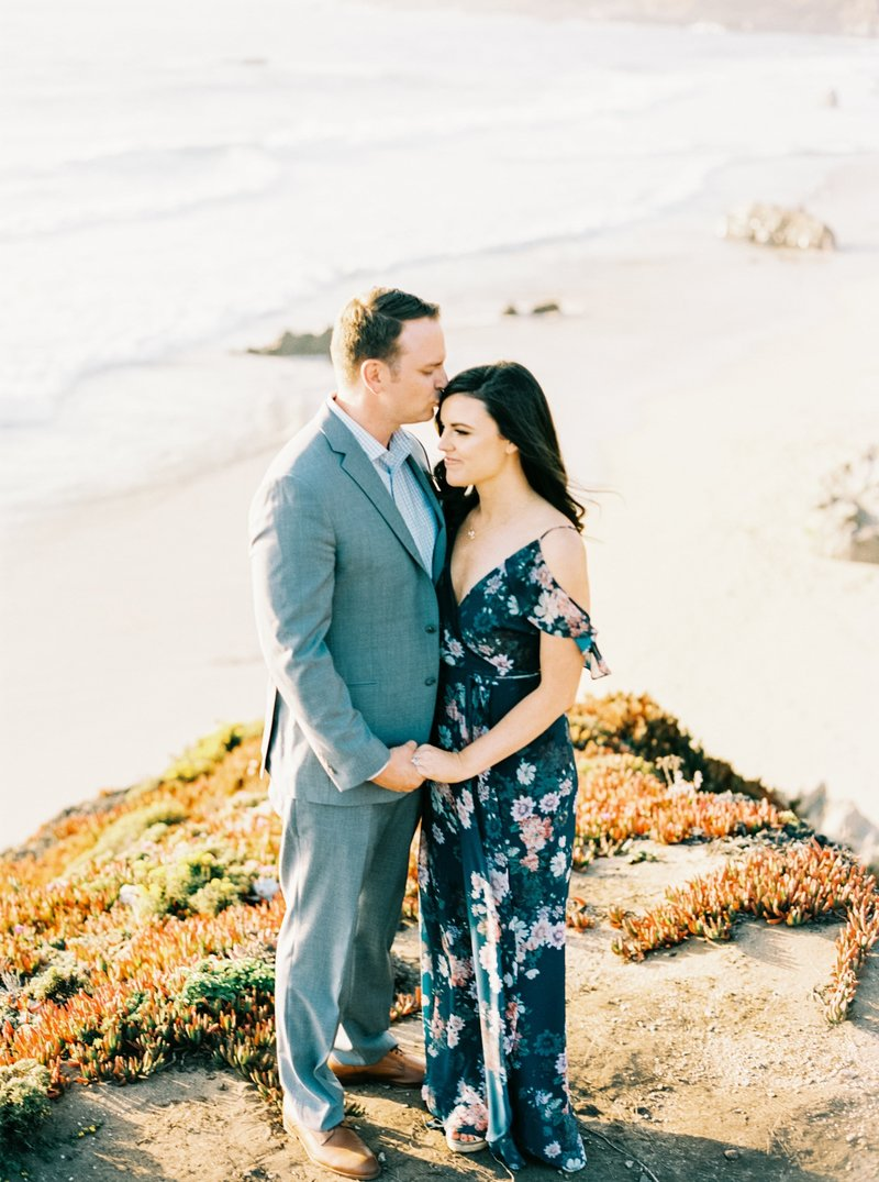 Big Sur Engagement Photos-5
