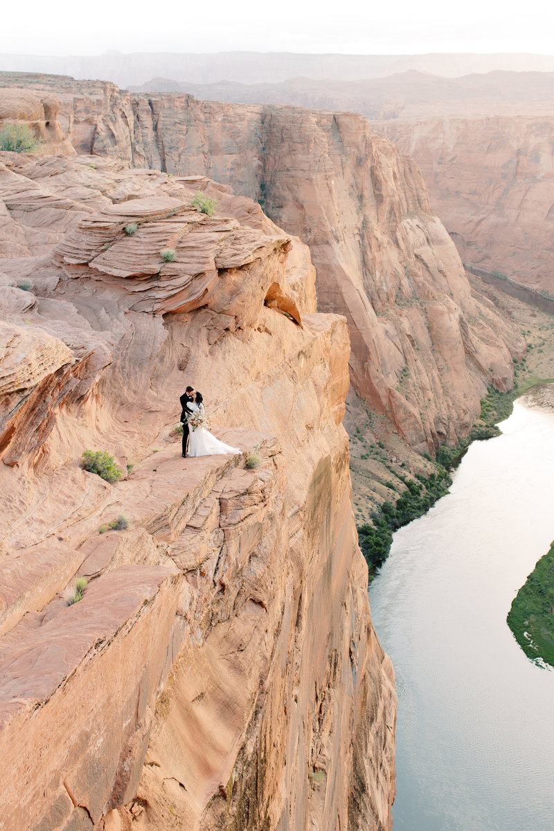 Northern Arizona Elopement Photography
