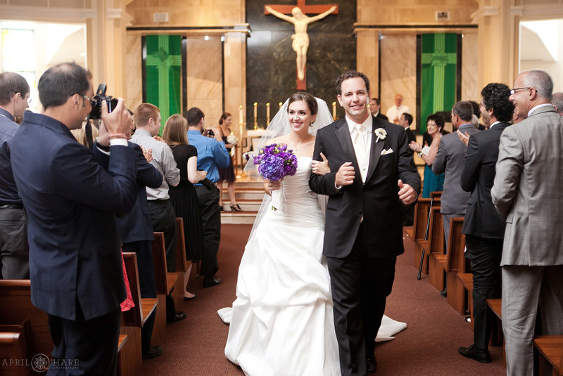 Catholic-Wedding-Ceremony-in-South-Denver-Saint-Thomas-More-Catholic-Church