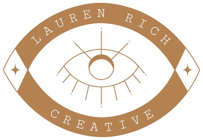 Lauren Rich Creative logo