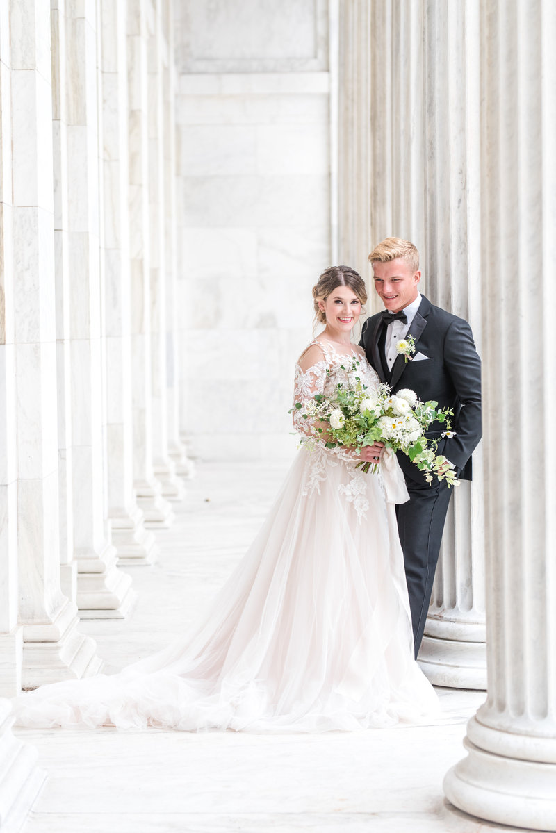 Toledo Museum of Art Wedding