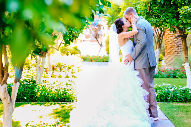 Omni Montelucia Resort Scottsdale - Wedding - Arizona Wedding Photographer - Colorful wedding photographer-1
