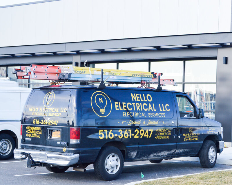 commercial-Electrical-Services-Nello-Electrical-Long-island-van