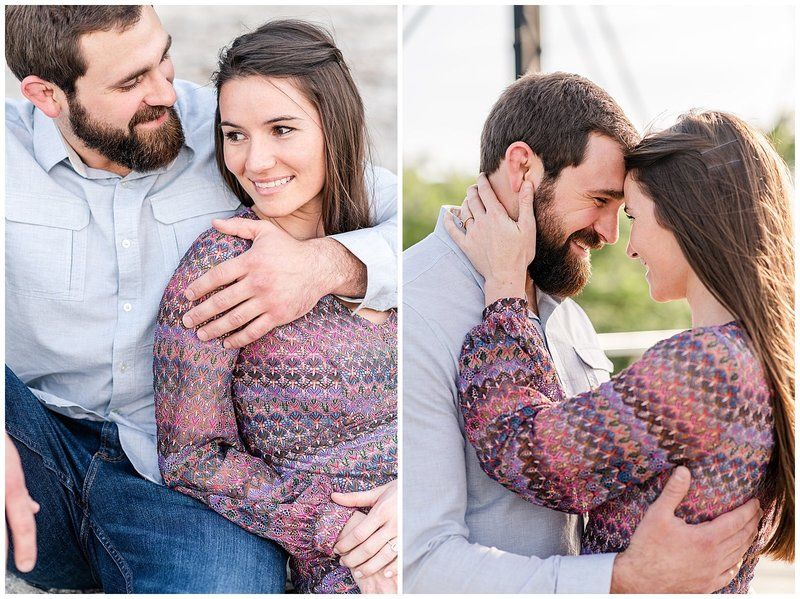 Faust Street Engagement | Holly + Cristian 15