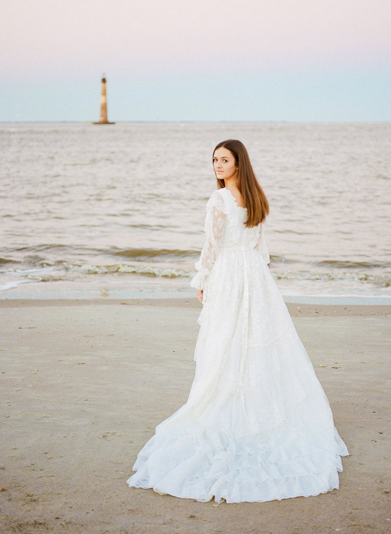 Charleston Wedding Folly Beach