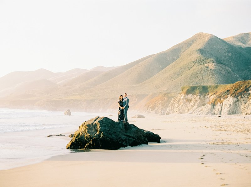 Big Sur Engagement Photos-2