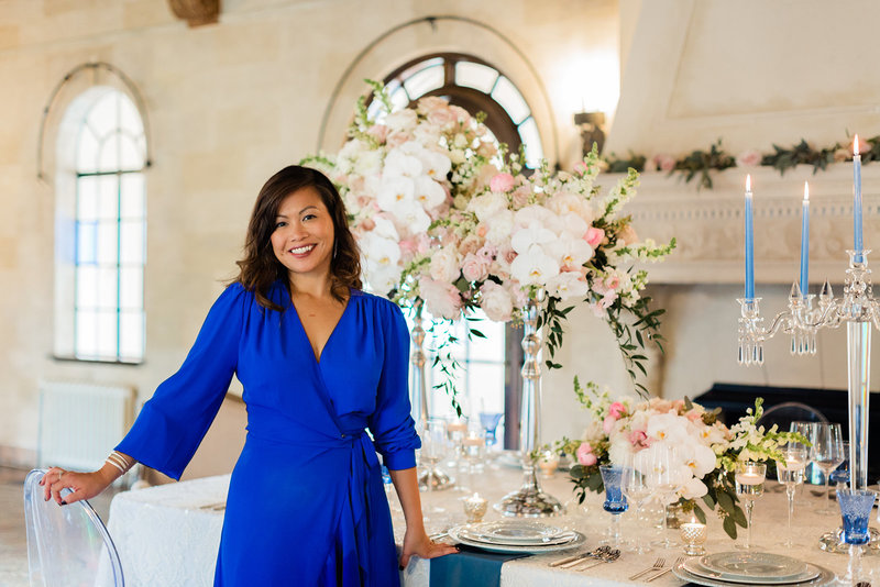 Wedding Planner & Designer, Marissa Tiongson of Apothica Design & Events