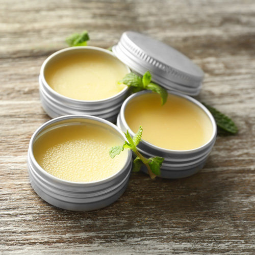natural beeswax balm
