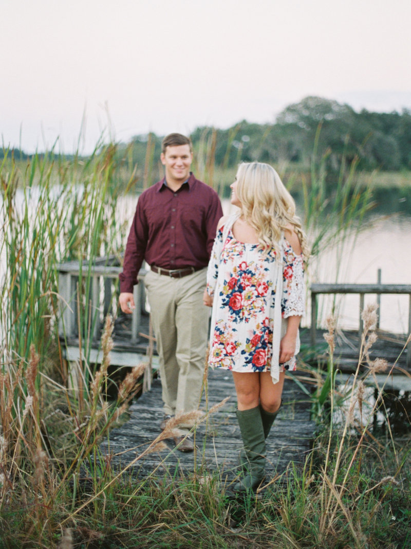 okeechobee Wedding Photographer _ Firefighter countryside engagement _ Tiffany Danielle Photography (56)