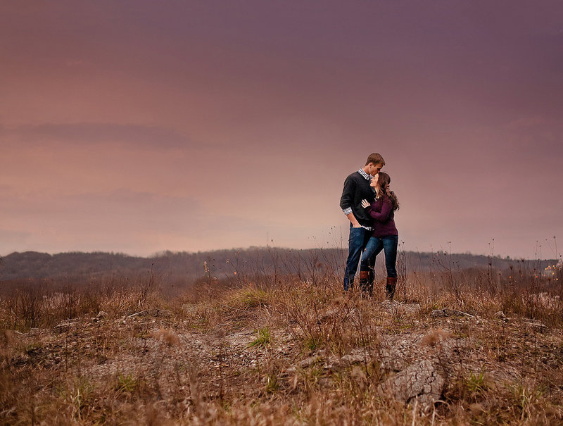 Best engagement photographer parkersburg West Virginia-50
