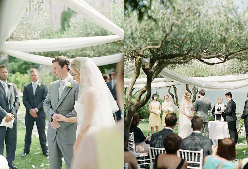 Amalfi Coast Film Wedding Photographer Hotel Belmond Caruso