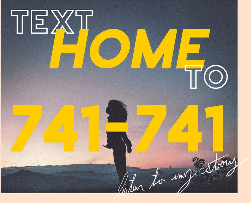 text HOME