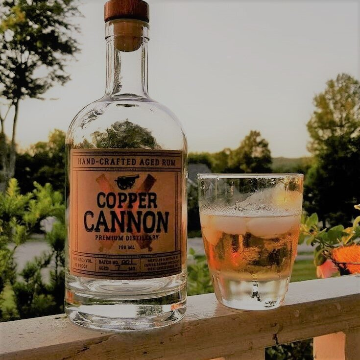 Copper Cannon Distillery