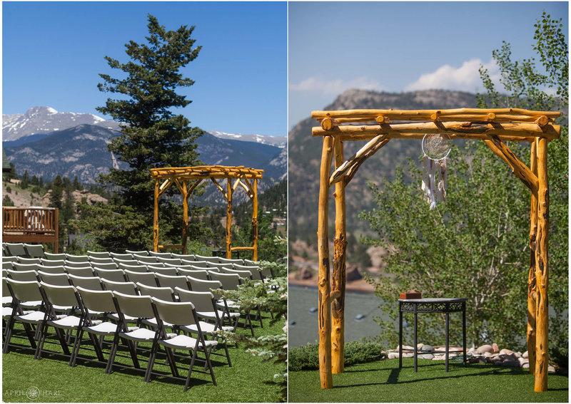Wedding Venues Estes Park | Marys Lake Lodge