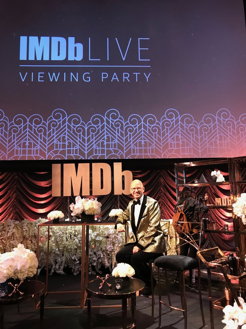IMDb Oscars Viewing Party 2018 10
