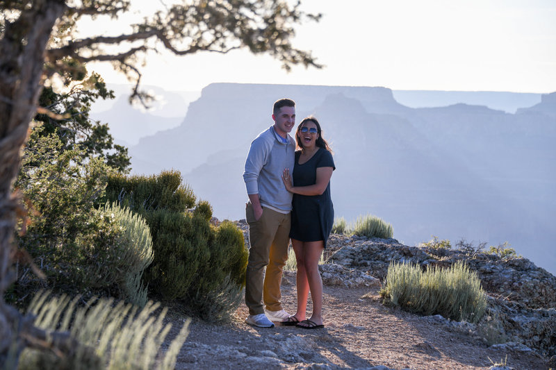 7.8.19 MR Engagement Photos at Grand Canyon Mindy and Braxton-258