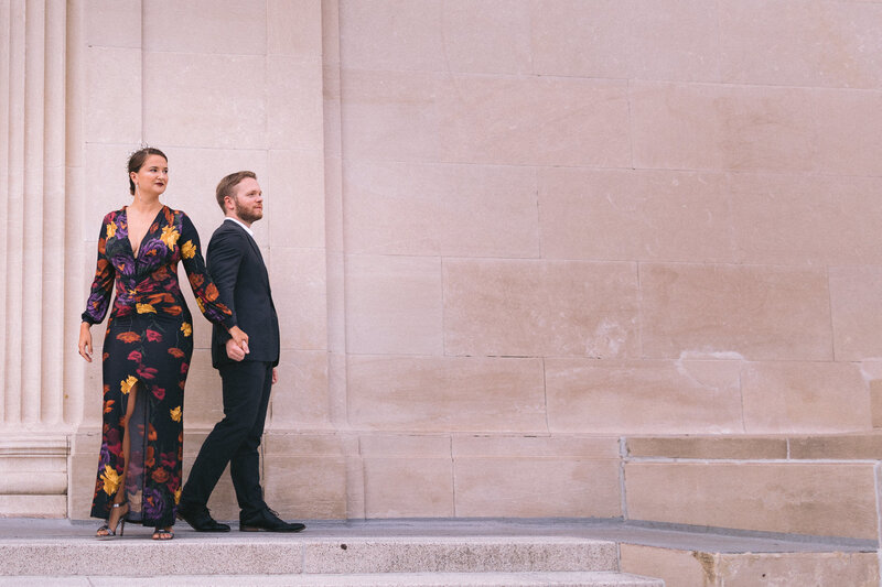 New Orleans Elopement | New Orleans Museum of Art | Wedding Photographer Brei Olivier | NOMA-11