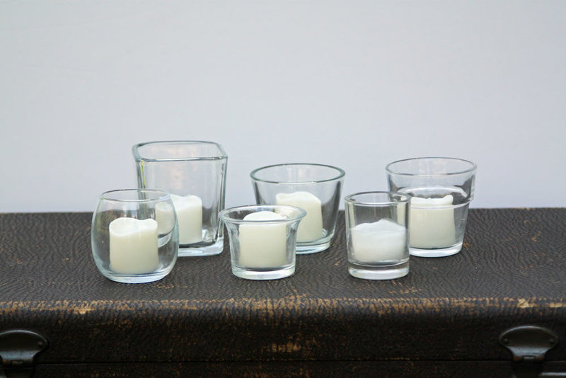 01060_AssortedClearGlassVotives