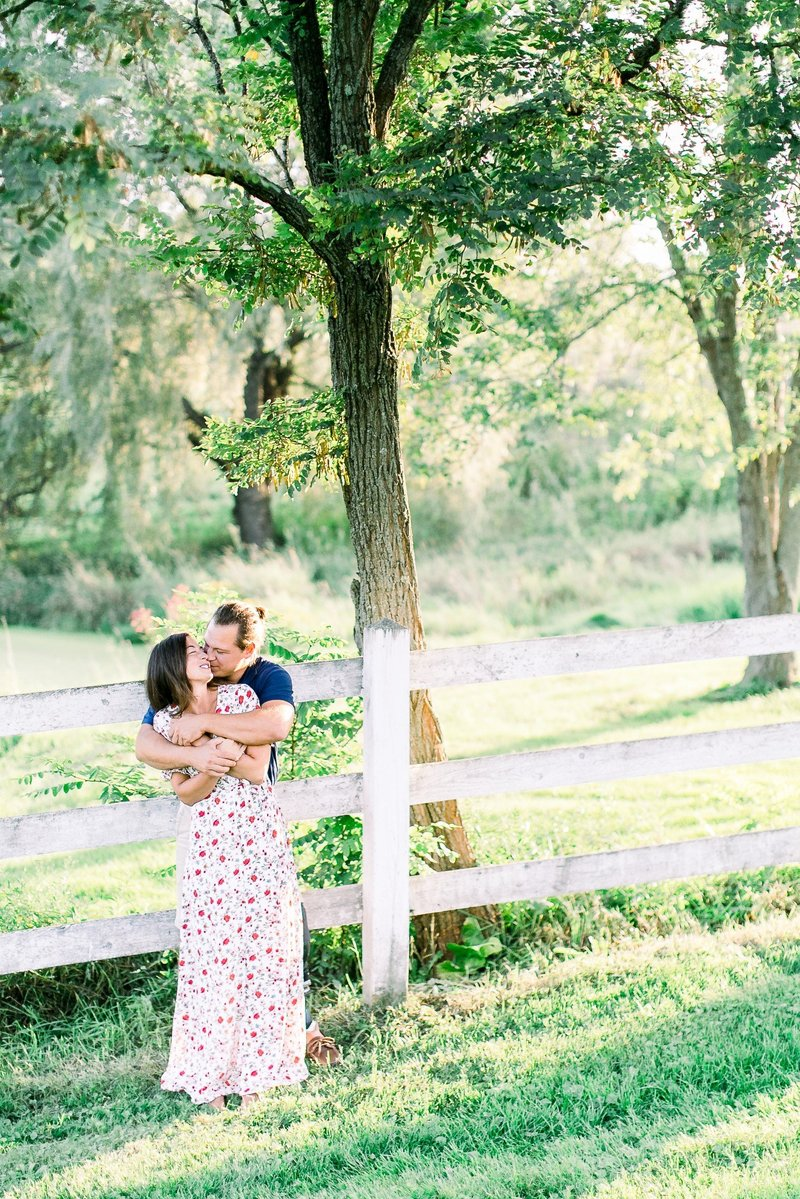 Pennsylvania Countryside Engagement Session by Emi Rose Studio (126)