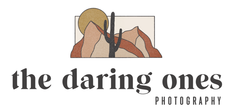 the daring ones photography logo