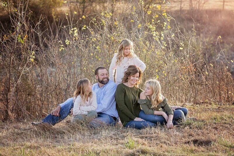 Family Portrait Photographer - Fort Worth Texas