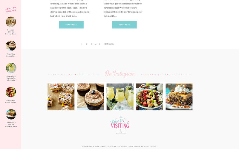 Handcrafting Heartfelt Brand & Website Designs for Female Creatives |  Showit | Showit Templates | by Viva la Violet | CPA
