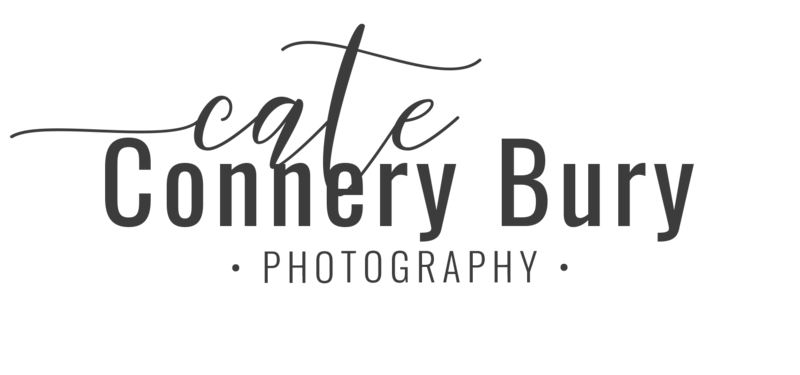 Cate Connery Bury Photography Logo