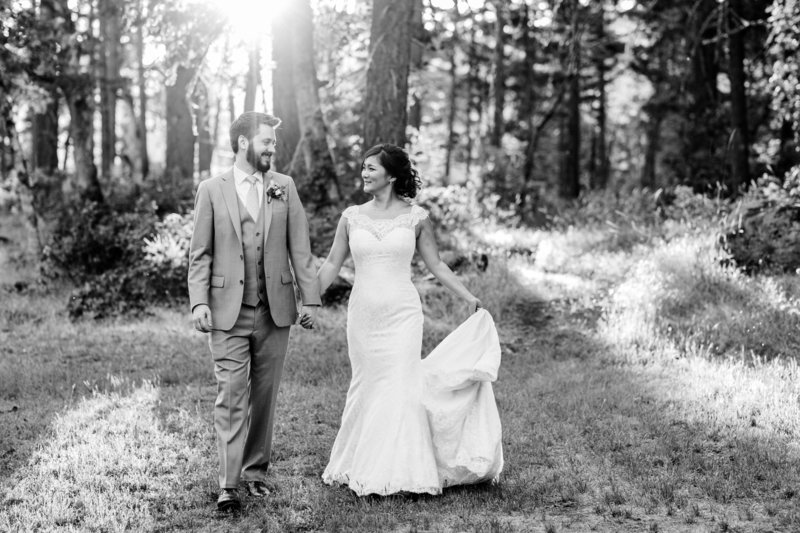 Hood River Wedding - Stonehedge Gardens -112