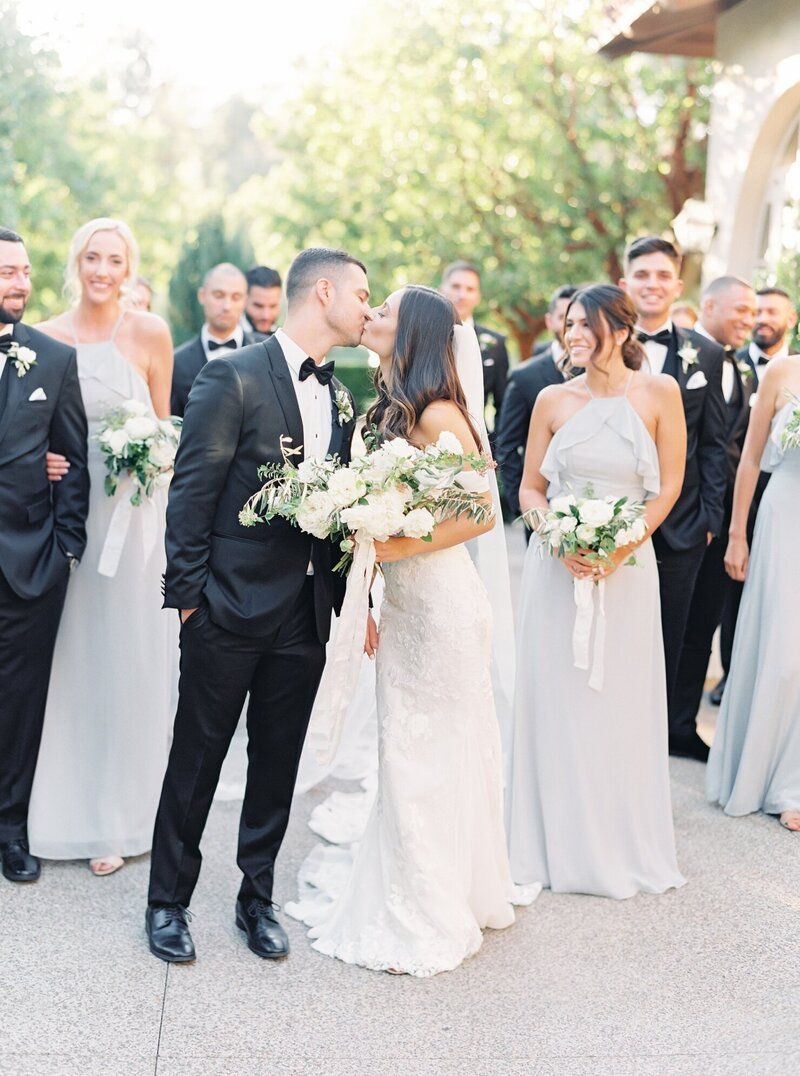 San Diego California Film Wedding Photographer - Rancho Bernardo Inn Wedding by Lauren Fair_0093