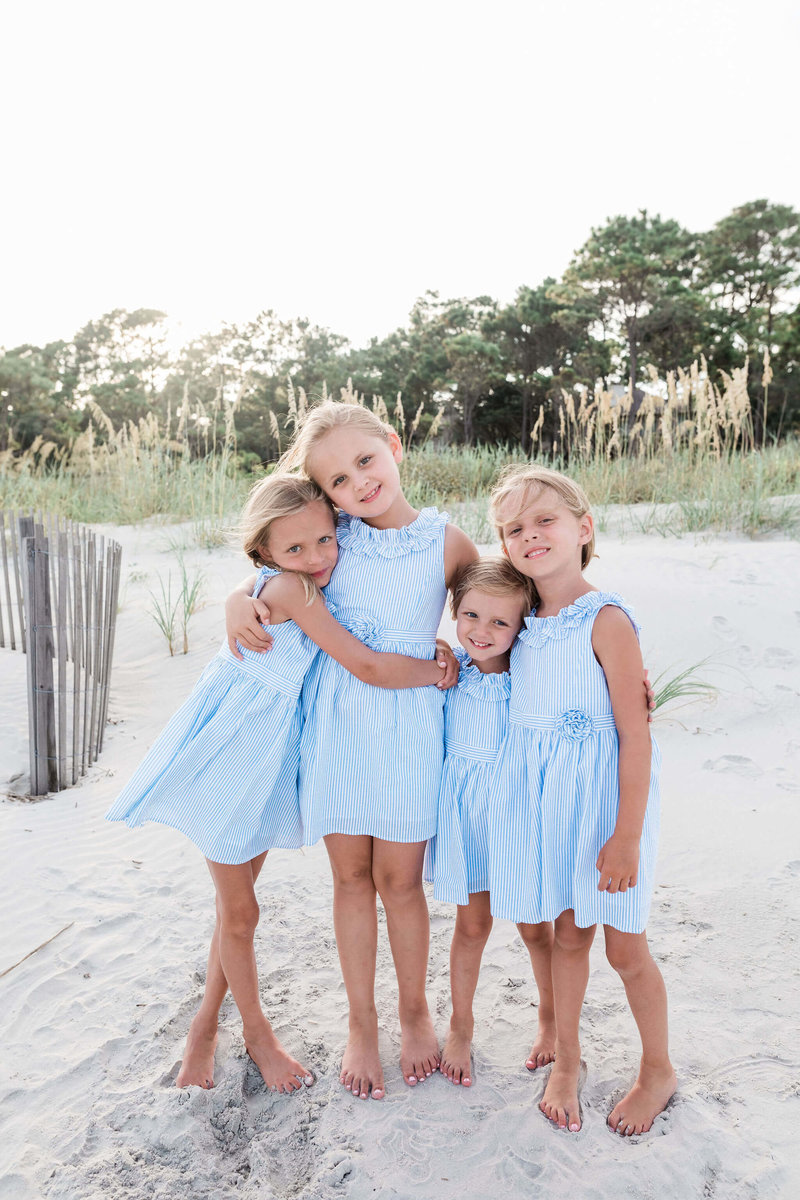 Family Photography at Sea Pines in Hilton Head by Apt. B Photography
