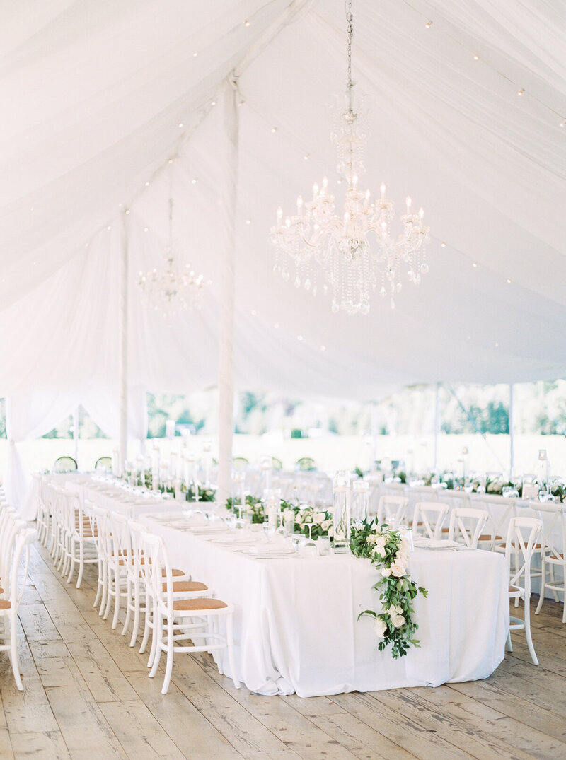 Outdoor Tent wedding at Kurtz Orchard, Gracewood Estates