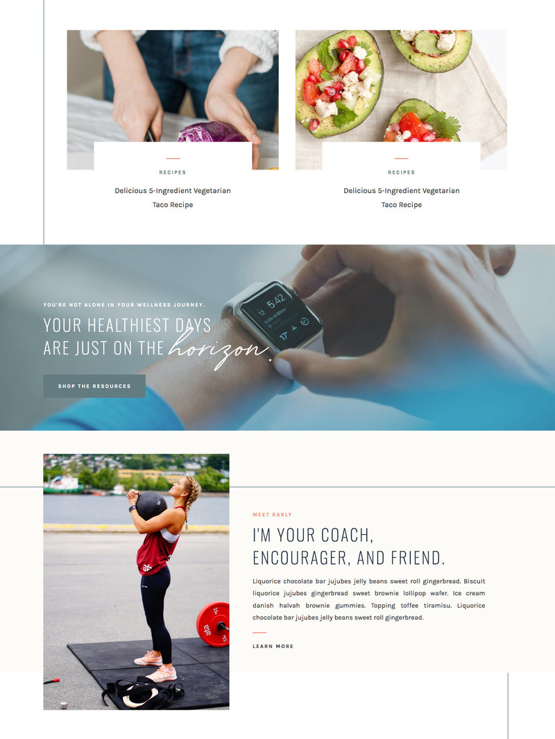With Grace and Gold - Best Showit Design Designs Designer Designers Theme Themes Template Templates Web Website Websites for Photographers Creatives Small Business Owners - 43