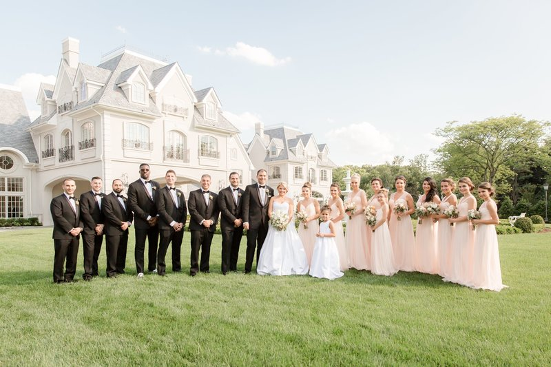 Park Chateau Bridal Party