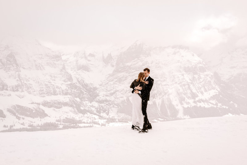 Adventure Elopement in Rocky Mountain National Park in Colorado