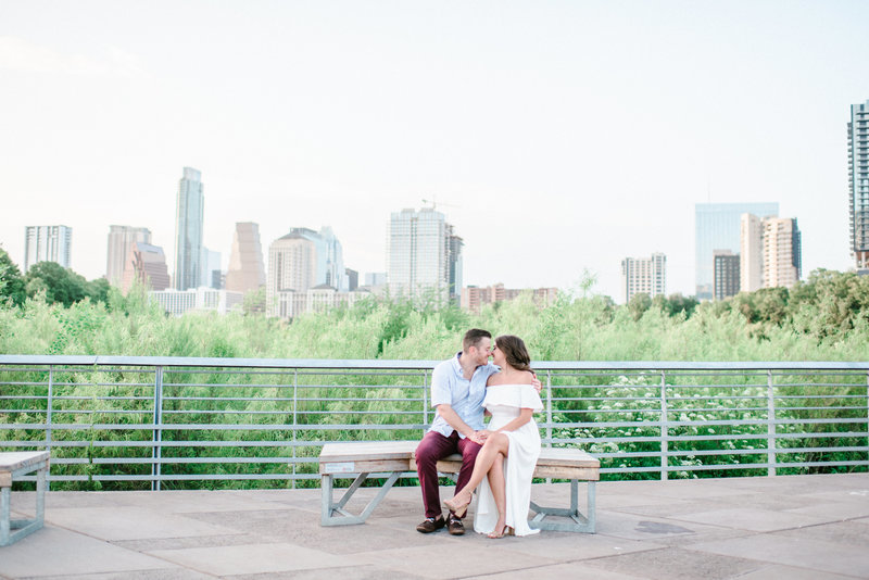 Joslyn Holtfort Photography Engagement Austin 311