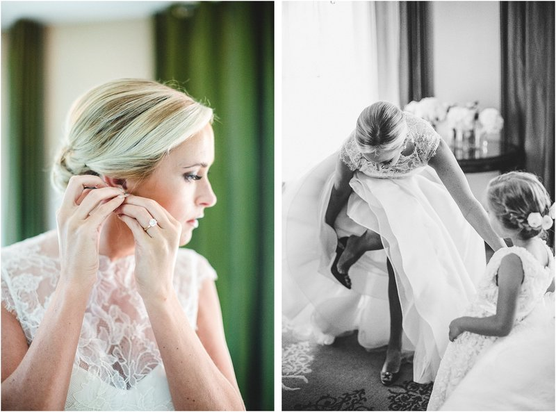 classic romantic savannah wedding