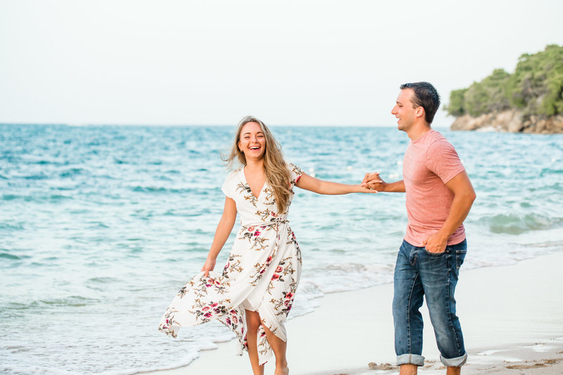 Ochos Rios Jamaica Engagement Session