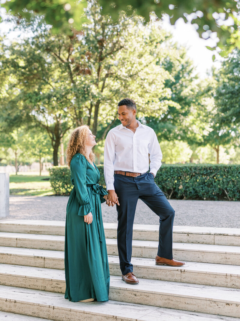 Kimbell-Art-Museum-Engagement-Photographer-1