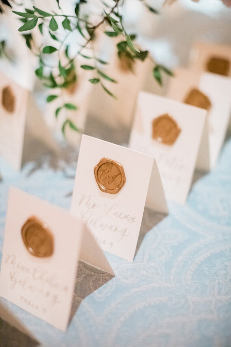 pirouettepaper.com | Wedding Stationery, Signage and Invitations | Pirouette Paper Company | Escort Cards 76