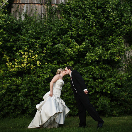 Country couple loves their Kansas City Wedding Photographers and raves about their gorgeous pictures.