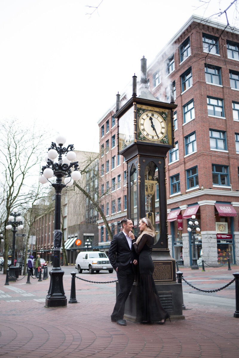 2015-03-15 Old Hollywood Styled Engagement Gastown-34