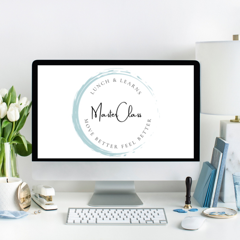 online wellness classes melissa oleson
