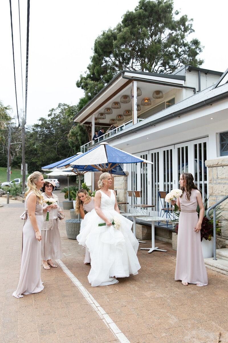 The Boathouse Shelly Beach, Manly Fine Art Film Elopement Wedding Photographer Sheri McMahon --00019