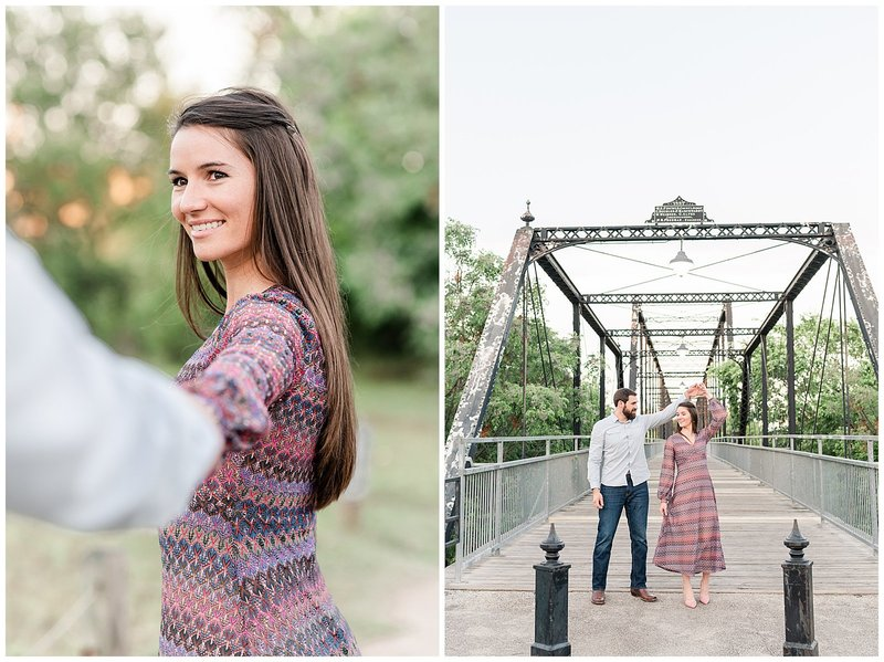 Faust Street Engagement | Holly + Cristian 20