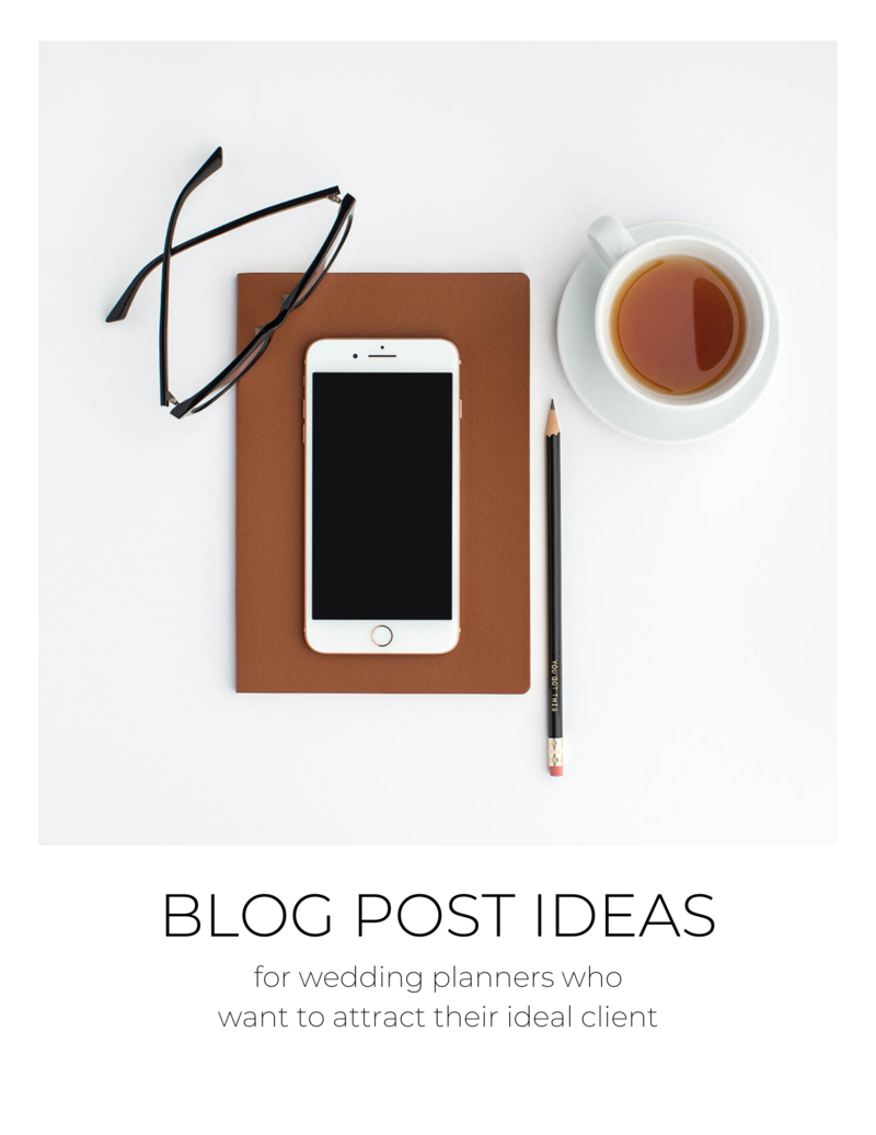 Freebie - Blog Post Ideas1