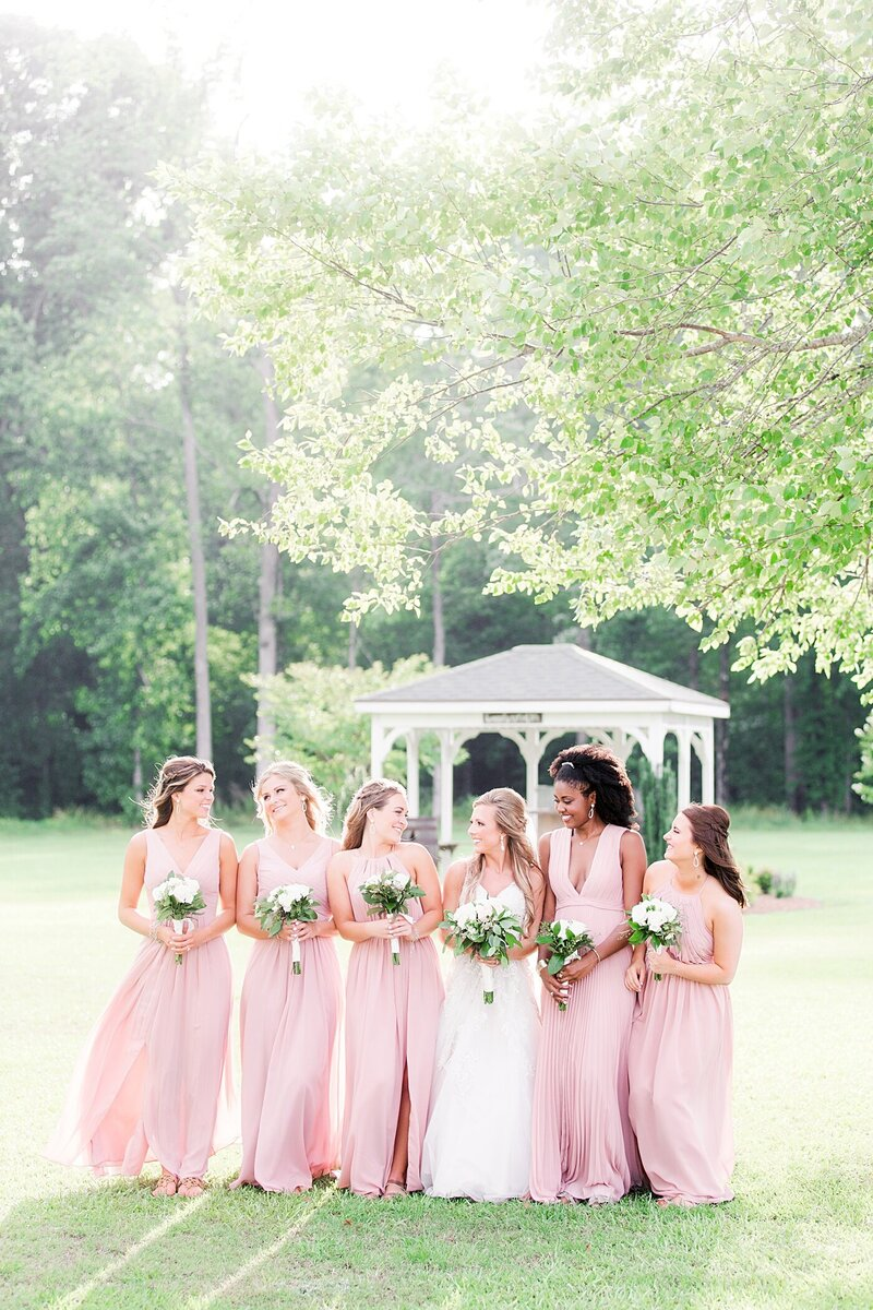 Greenville-NC-Blush-Wedding25