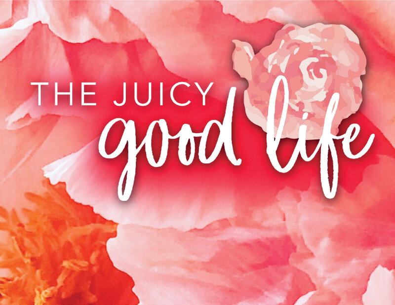 The Juicy Good Life 365 Mentorship nutrition guide