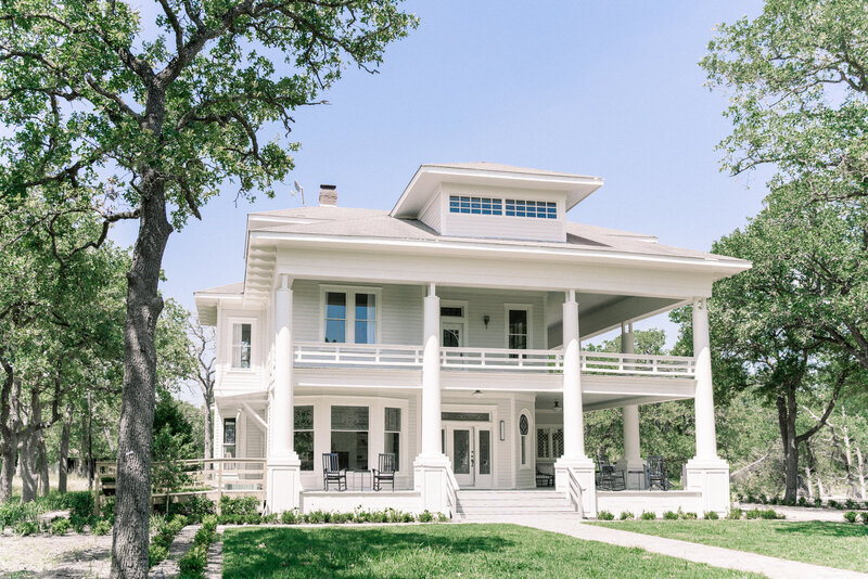 Austin Wedding Venue The Grand Lady in Manor Texas