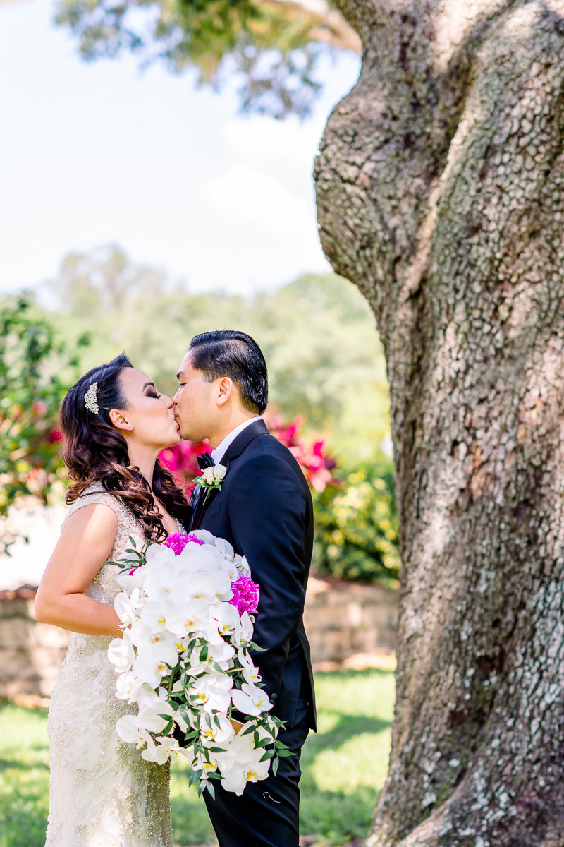 Orlando Wedding Photographer | Four Seasons Wedding | Intimate Colorful Wedding-3
